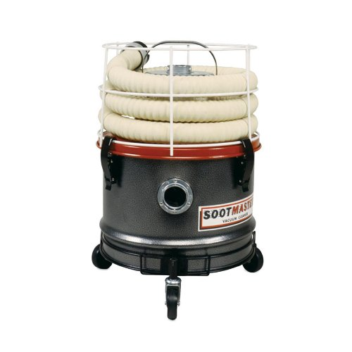 SootMaster Furnace Vacuum, Uses 3-1/2 Gallon...