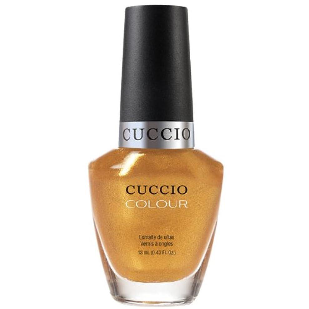 地味な断線砂のCuccio Colour Gloss Lacquer - Russian Opulence - 0.43oz / 13ml