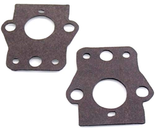 Discounting Online Laser-Cut, 2 Carburetor Intake Mount Gaskets Replaces Stihl 1120-129-0500. Used on Stihl Chainsaw Models: 010, 011, 012, AV & AVT. Made in The USA.