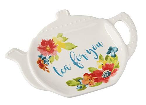 The Pioneer Woman Wildflower - Soporte para bolsas de té