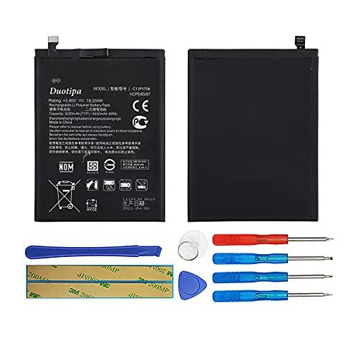 Duotipa Batería de repuesto C11P1706 compatible con Asus Zenfone Max Pro M1 ZB601KL ZB602KL batería con herramientas