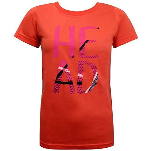 Head para Mujer NIP T-Shirt, Unisex, Nip T-Shirt Women, Naranja