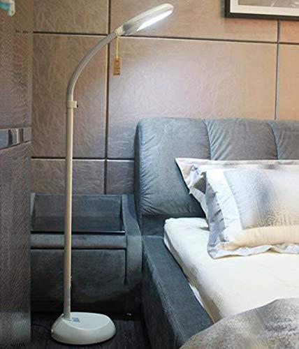 JBP Max staande lampen, woonkamerlamp, metaal, opklapbaar, vloerlamp, beauty-salon, koude lamp, 2 stuks