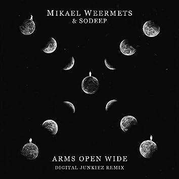 Arms Open Wide (feat. SoDeep) [Digital Junkiez Remix]