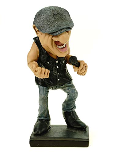 Joh. Vogler GmbH Funny Live Rockstar Brian by Warren Stratford lustige Figur Skulptur Karikatur