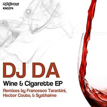 Wine And Cigarette EP