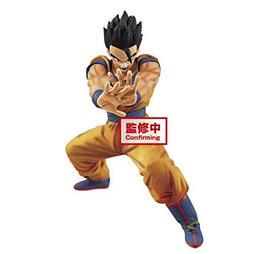 Banpresto - Dragon Ball Super, Figura de Acción, Masenko, Figura de Acción Son Gohan (Bandai BP16306)