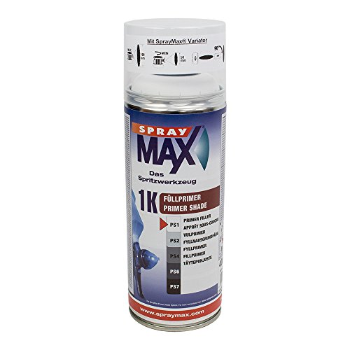 Spray Max – 1 K Primer Shade NR.1 Füllp rimer Blanco (400