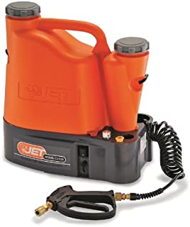 Goodway Speedclean Cj-125 Portable Coiljet Coil Cleaner W/24