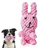 O-Kinee Juguetes para Perros, Juguetes Perros Cachorros para Morder, Durable Juguete para Morder para Perro, AlgodóN Natural Peluche para Perros, Cuidado Dental para Perros Medianos PequeñOs