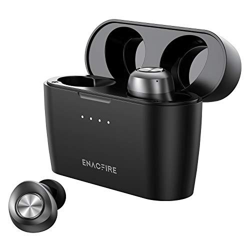 ENACFIRE Wireless Earphones, E20 Bluetooth Headphones, 90H Playtime...