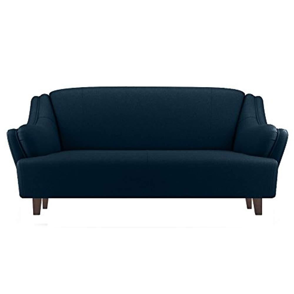 CasaStyle   Aero 2 Seater Sofa Set in Fabric  Blue  Sofas   Couches