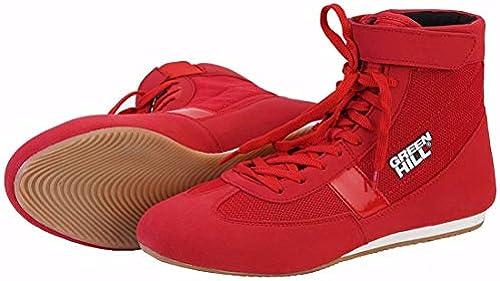 Grün Hill Boxing schuhe Short ( rot , 40 ) ) )  Grundpreis