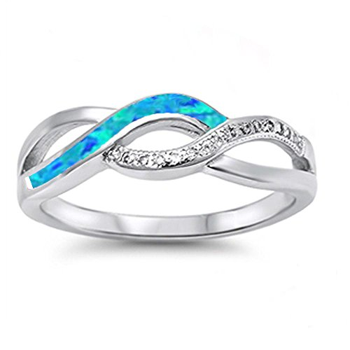 Top 10 twisted ring bands for women for 2021