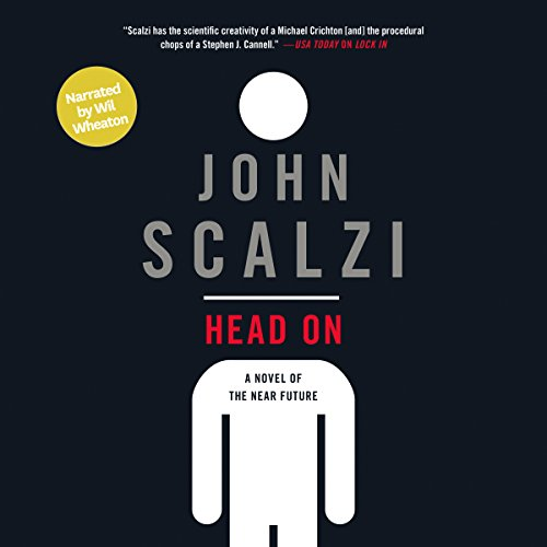 Head On (Narrated by Wil Wheaton) audiobook cover art