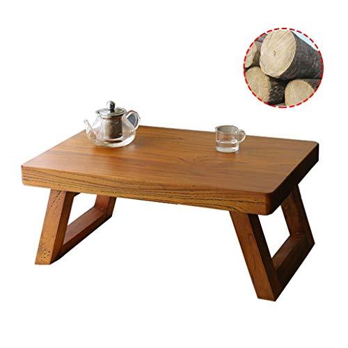 Tatami salontafel voor in de tuin, tafeltje, Japanse stijl, tafel, slaapkamer, balkon, tafeltje, hout