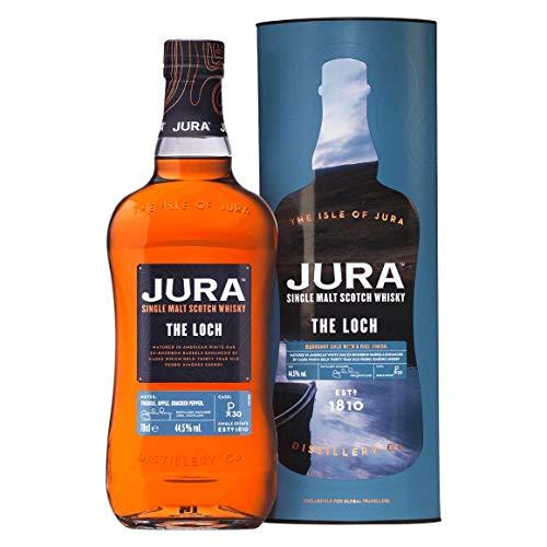 Jura THE LOCH Single Malt Scotch Whisky mit Geschenkverpackung (1 x 0.7 l)