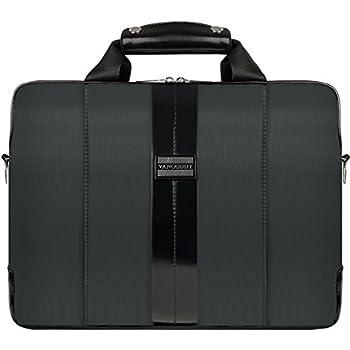 VanGoddy Modern Gray Messenger Bag for ASUS Transformer Series/ROG/VivoBook/ZenBook / 14  - 15.6in