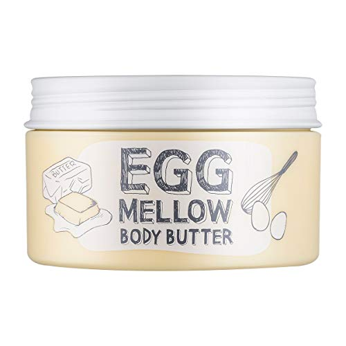 Too Cool For School Egg Mellow - Burro per il corpo, 200 g