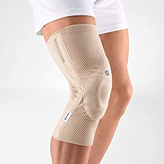 Bauerfeind - GenuTrain P3 - Knee Support - for Misalignment of The Kneecap - Left Knee -Size 5 - Color Nature