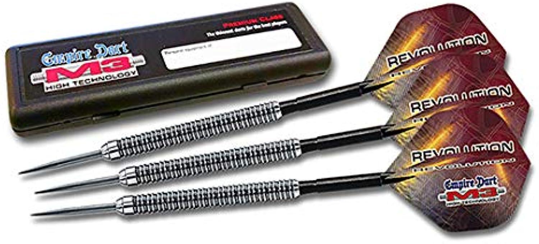 Empire Dart Steeldartset M3, RE-30 B00B1VJVTS  Bestätigungsfeedback