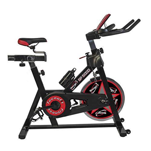 TECNOFIT Spin Bike SP5000 IFIT App Bluetooth Professional Volano 25 kg