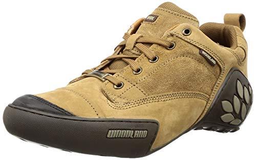 Woodland Men's Camel Sneakers-11 UK/India (45 EU)(GC 1868115)