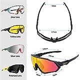 Zoom IMG-2 kapvoe hot tr90 ciclismo occhiali
