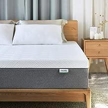 Queen Mattress, Novilla 10 inch Gel Memory Foam Queen Size Mattress for Cool Sleep & Pressure Relief, Medium Firm Bed Mattresses, Bliss