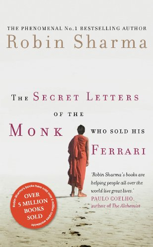 The Secret Letters Of The Monk Who Sold His Ferrari English Edition Ebook Sharma Robin Amazon De Kindle Shop