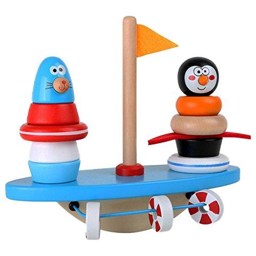 Legler - 10041 - Balancier jouet à encastrer - Pôle Sud