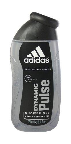 Adidas Dynamic Pulse 2 In 1 Peppermint Vitalising Hair & Body Shower Gel - 250ml/8.4oz