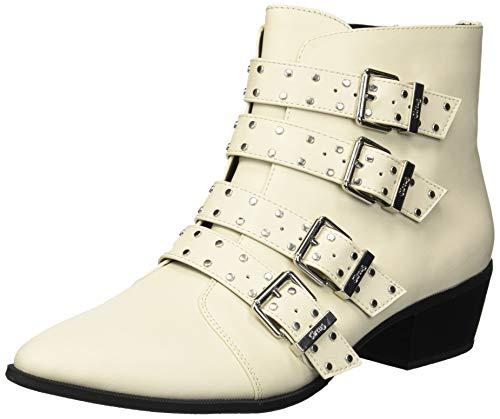 Circus by Sam Edelman Women's Hutton Fashion Boot, Modern Ivory Waxy, 8 M US