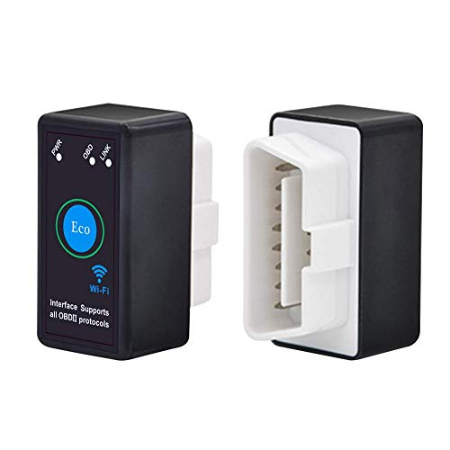 MiaZhou ELM327 OBDII OBD2 WiFi Auto Diagnose Wireless Scanner Tool