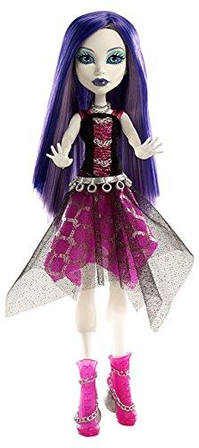 Monster High - Muñeca, más Vivas Que Muertas: Spectra Doll (Mattel Y0423)