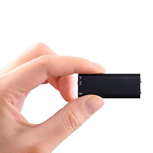 CAM 360 Hidden 8GB Inbuilt Audio/Voice Recorder MP3 with Earphones