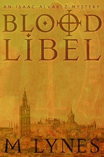 Blood Libel by M Lynes ebook deal
