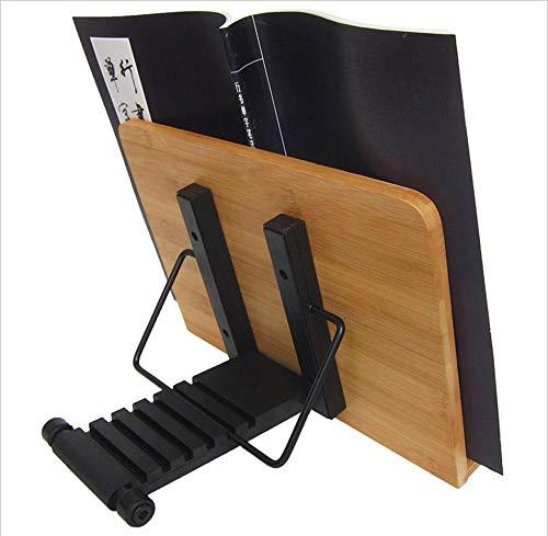 MODYL plank verdikking look boekenplank boek standaard eenvoudige post bureau artefact boek lezen frame student kind volwassen boek affle vouwen boek beugel lezen frame