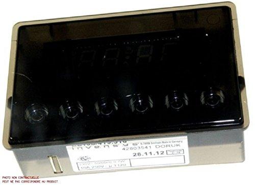Electrolux–Programador K2... 372144bajo para horno Electrolux