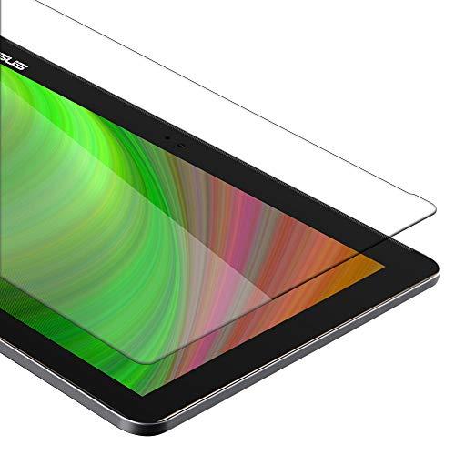 "pellicola tablet asus zenpad 10 Cadorabo Pellicola Protettiva per ASUS ZenPad 10 (10.1"" Zoll) (Z301MFL) in Elevata TRASPARENZA - Vetro Temprato Blindato per Display 0"
