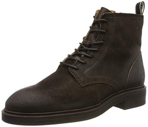 GANT Footwear Herren Martin Desert Boots, Braun (Dark Brown G46), 43 EU