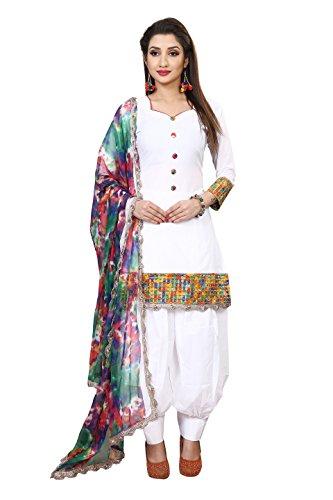 CLEZORA Women's Cotton Salwar Suit