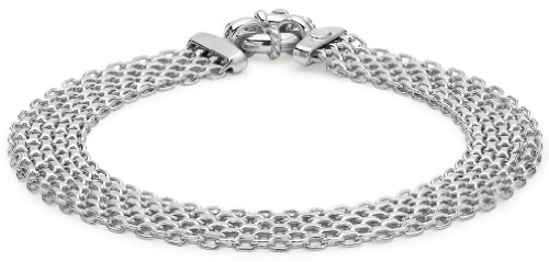 Carissima Gold Damen - Armband 9 k (375) Rundschliff Diamant 5.22.9972