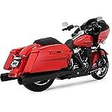 Vance & Hines Power Duals Exhaust Black 46871