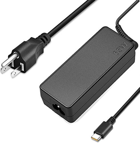 65W 45W USB Type C AC Adapter Charger Fit for HP Chromebook 11 13 14 14A G5 EliteBook 840 850 1030 G3 1040 G6 1013 14-ca051wm 11A G6 G7 G8 EE Spectre X360 13 Elite x2 1012 G1 Laptop Power Supply Cord