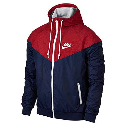 Review NIKE 2015 Golf Dri-Fit Windrunner Mens Golf Jacket