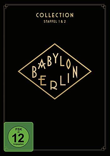 Babylon Berlin - Collection Staffel 1 & 2 [4 DVDs]
