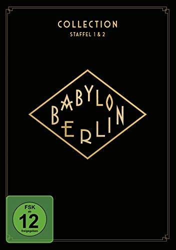 Babylon Berlin - Staffel 1+2 (4 DVDs)