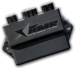 AMR Racing CDI Box High Performance Rev Module Compatible with Yamaha Grizzly 660 All Years Stage 3