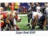 2013 Panini NFL Football Sticker #473 Super Bowl XLVII...